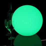 LED Indoor Rechargeable Sphere Lights 12 31cm Sphere