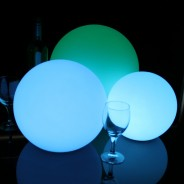LED Indoor Rechargeable Sphere Lights 3