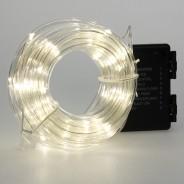 40 LED Multi Function Rope Light B/O 4 Warm White