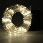 40 LED Multi Function Rope Light B/O 2 Warm White