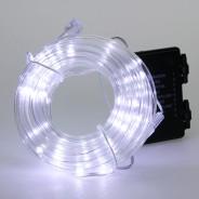 40 LED Multi Function Rope Light B/O 5 Cool White