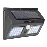 40 LED Solar Security Light with Motion Sensor 2