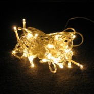 40 LED Warm White Fairy Lights (17495) 2