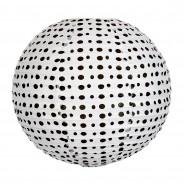 40cm Battery Paper Lanterns 3 Black spots