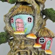 44cm Giant Light Up Fairy Treehouse 2