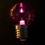 50 LED Multi-Coloured Retro Lights 3