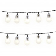 50 LED Warm White Retro Lights 5
