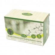 50 LED White Solar Lights 5
