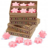 Soy Wax Flower Melts (6 pack) 6 Japanese Magnolia