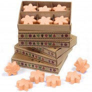 Soy Wax Flower Melts (6 pack) 7 Tuberose