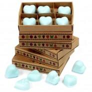Soy Wax Heart Melts (6 pack) 5 Nagchampa