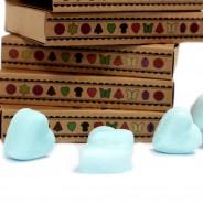Soy Wax Heart Melts (6 pack) 6 Nagchampa