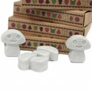 Soy Wax Shroom Melts (6 pack) 2 Dark Patchouli