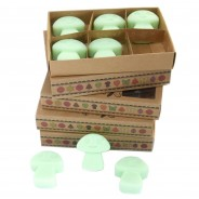 Soy Wax Shroom Melts (6 pack) 11 Liquorice