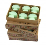 Soy Wax Shroom Melts (6 pack) 12 Licquorice