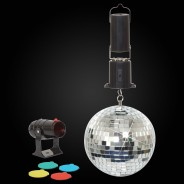 "6"" Mirror Ball Set 2"