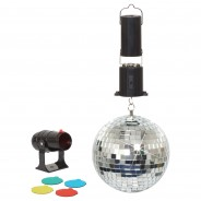 "6"" Mirror Ball Set 3"