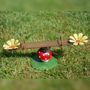 6 Piece Fairy Accessory Pack (6089) 11 See Saw