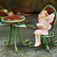 7 Piece Fairy Garden Accessory Pack (6088) 3
