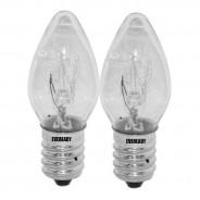 7W SES E14 Pygmy Bulb (Twin Pack) 1