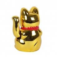 "8"" Lucky Gold Money Cat 2"