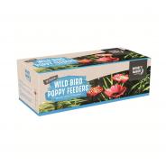 Poppy Bird Feeders (8 pack) 2