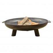 80cm Steel Fire Pit Bowl FF243 3
