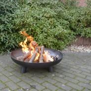 80cm Steel Fire Pit Bowl FF243 2