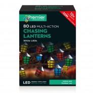80 LED Multi Action Chasing Lanterns 2
