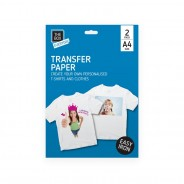 Print Your Own T-Shirt Transfer Paper (2 pack) 4
