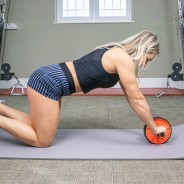 Abdominal Exercise Ab Roller 3