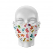 Butterfly Washable Face Mask 2