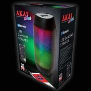 Akai Vibes Bluetooth LED Speaker 8