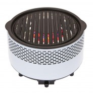BCO Alfresco Smokeless Charcoal BBQ Grill 6