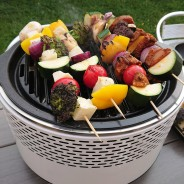 BCO Alfresco Smokeless Charcoal BBQ Grill 1