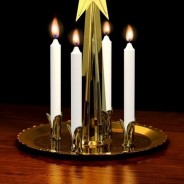 Angel Chimes Candles 1