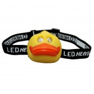 LED Animal Head Torch 1