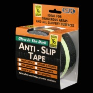 Anti-Slip Glow in the Dark Strip Tape 1