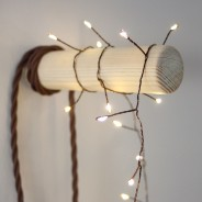 Antique Cluster 150 LED Light Chain 2