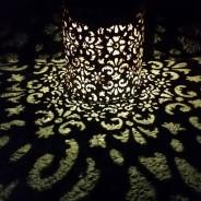 Arabesque Shadow Lantern 1