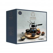 Deluxe 6 Person Fondue Set by Artesa 3