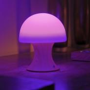 Auraglow Colour Changing Mushroom Lamp 3