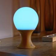 Auraglow Colour Changing Mushroom Lamp 2