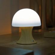 Auraglow Colour Changing Mushroom Lamp 4