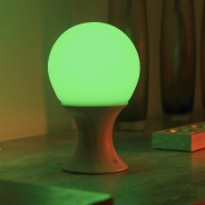 Auraglow Colour Changing Mushroom Lamp 5