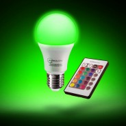 Auraglow R/C Colour Changing Bulb 2