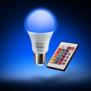 Auraglow R/C Colour Changing Bulb 3