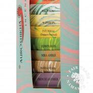 Auroshika Mini Incense 14 Fragrance Pack 5