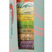 Auroshika Mini Incense 14 Fragrance Pack 4