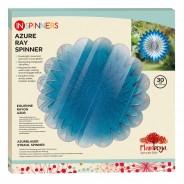 Ray Wind Spinner 13 30cm Azure Blue